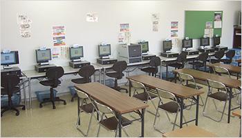 第3教室(コンピュータ学習室)