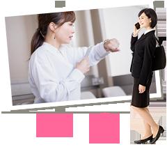 5路線、28駅にアクセス!通学に便利な無料送迎バスが好評です!