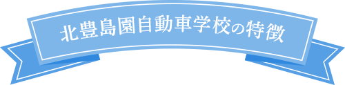 北豊島園自動車学校の特徴